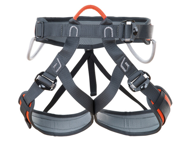 Climbing Technology Expl**** Harness black/orange